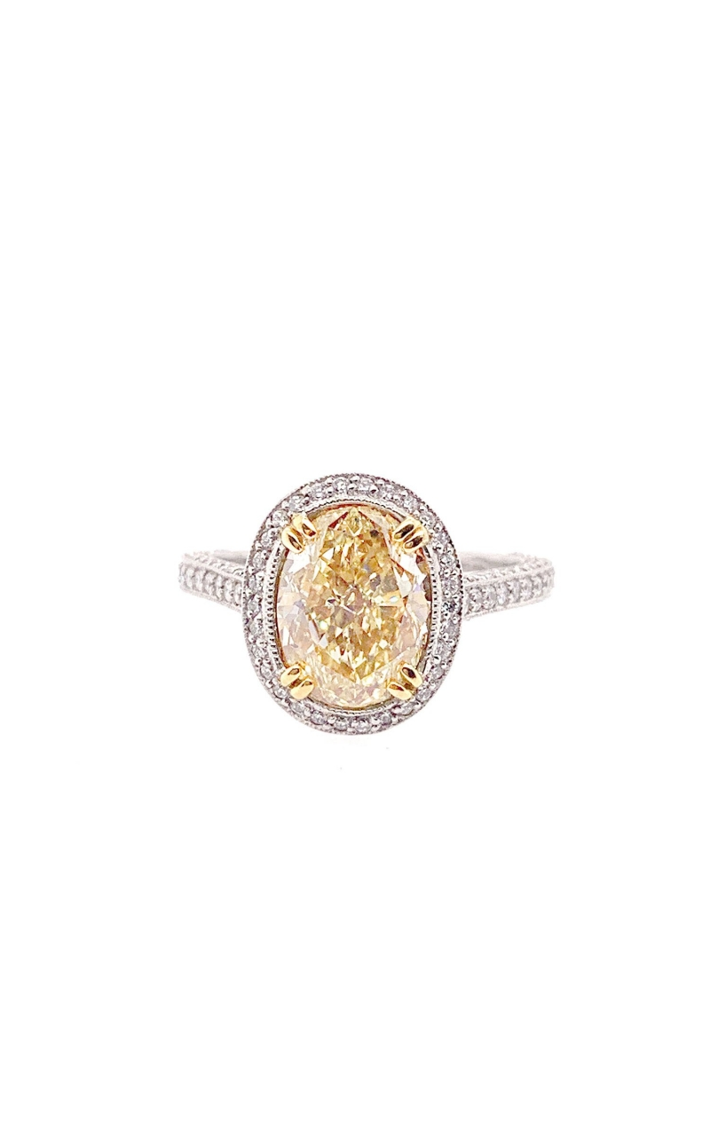 Milanj Diamonds Engagement rings 080003 product image