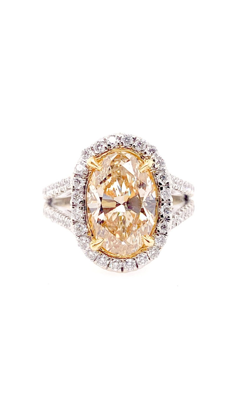 Milanj Diamonds Engagement rings 080008 product image