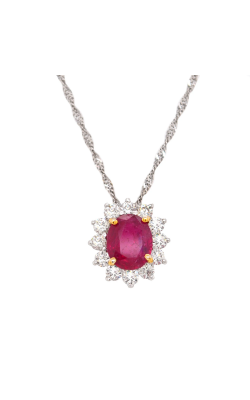 Milanj Diamonds Necklaces 180133 product image
