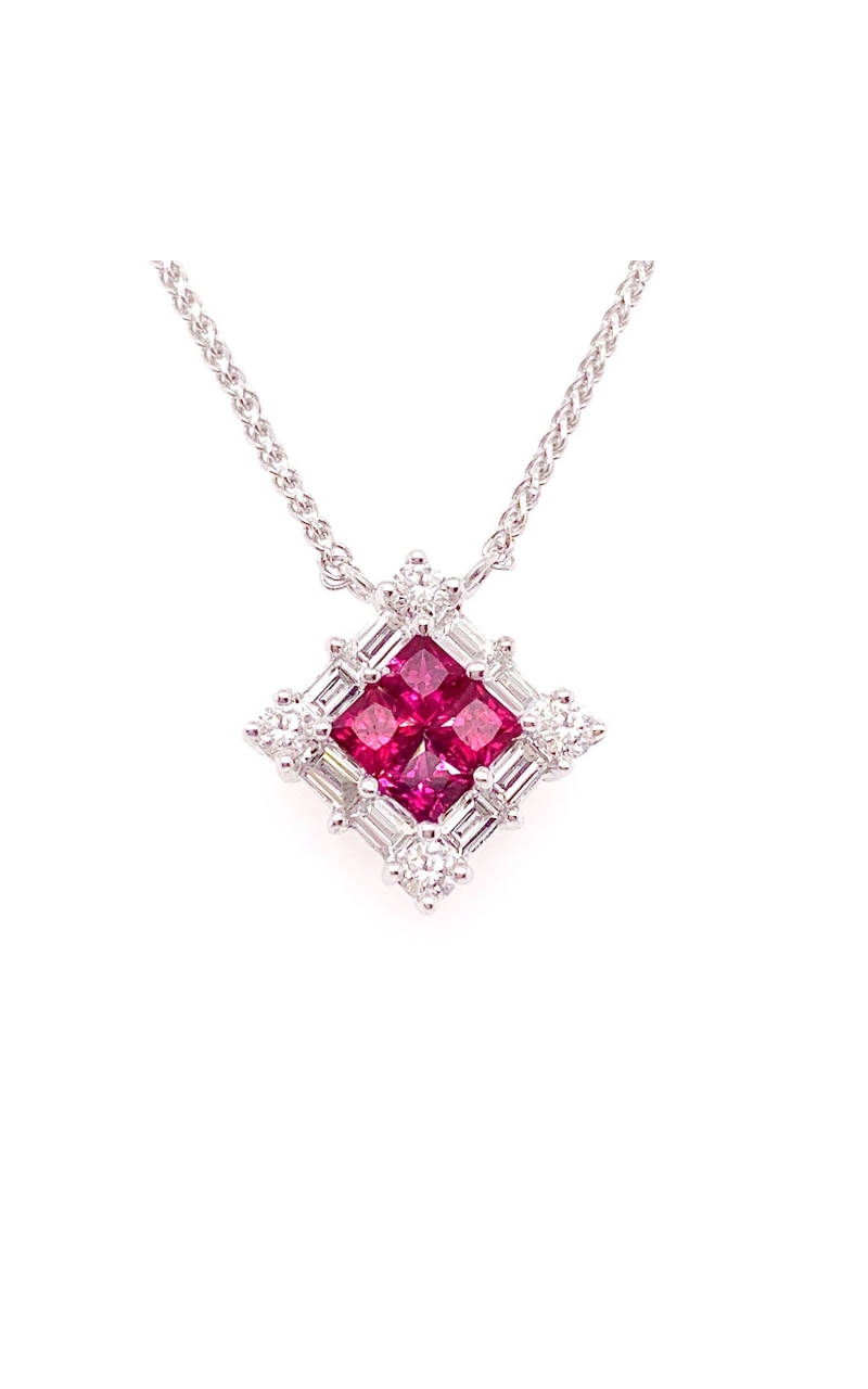 Milanj Diamonds Necklaces 180163 product image