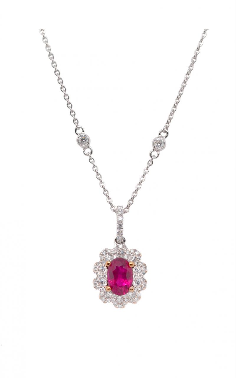 Milanj Diamonds Necklaces 180171 product image