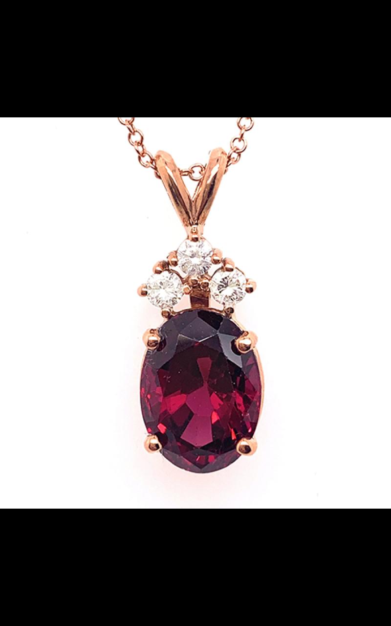 Milanj Diamonds Necklaces 180252 product image