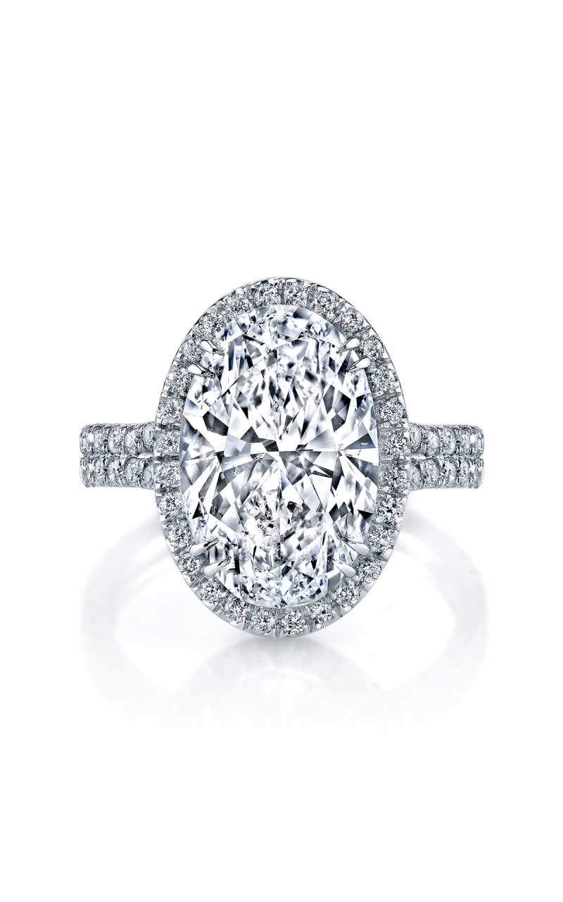 Milanj Diamonds Engagement rings JSM112 product image