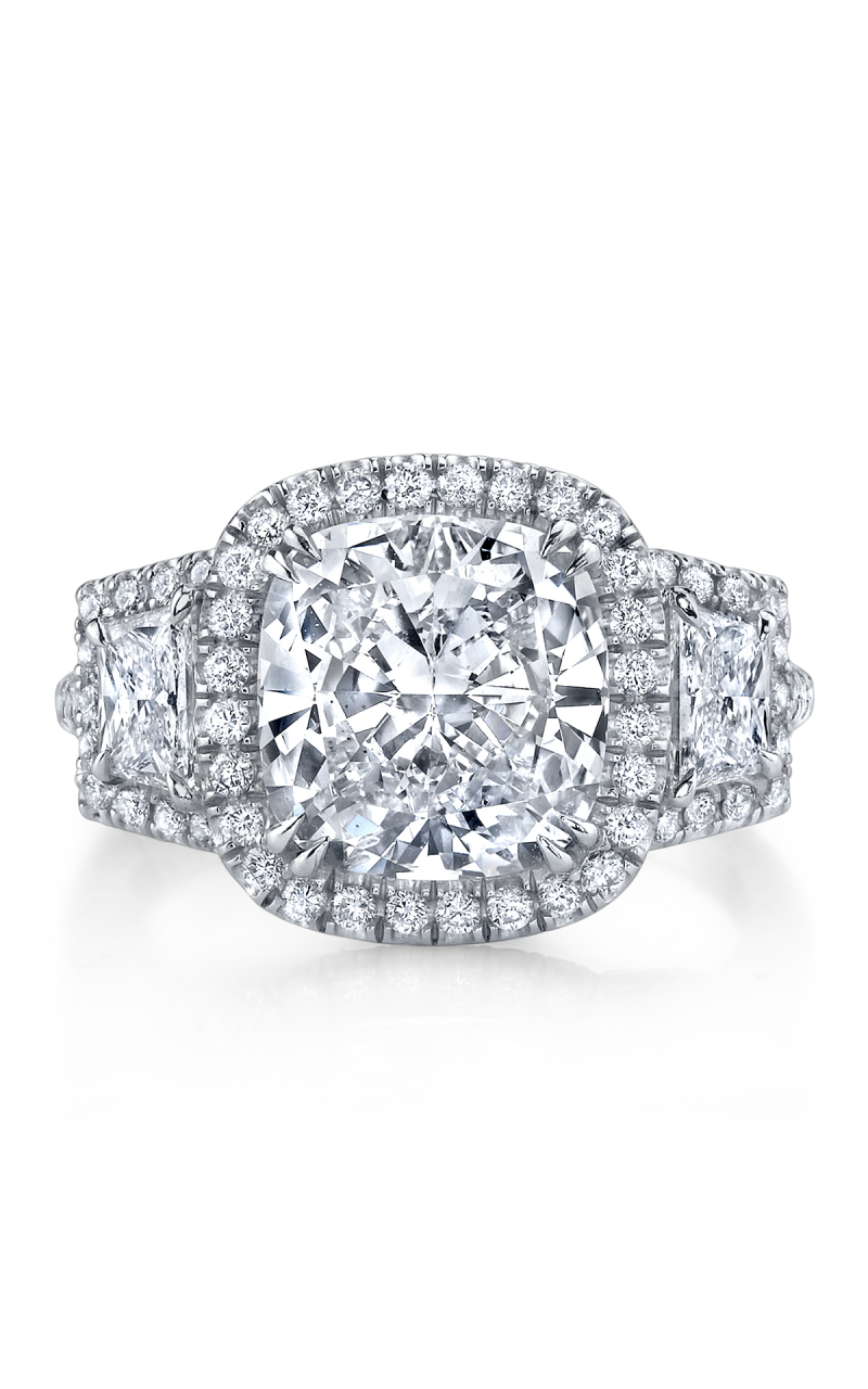 Milanj Diamonds Engagement rings JSM155 product image