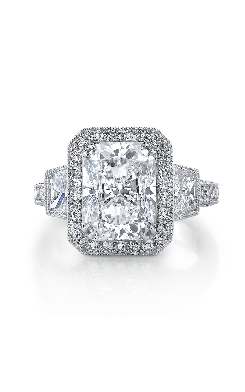 Milanj Diamonds Engagement rings JSM198 product image
