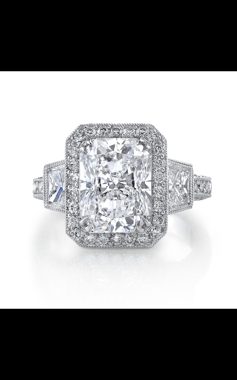 Milanj Diamonds Engagement rings JSM198 product image