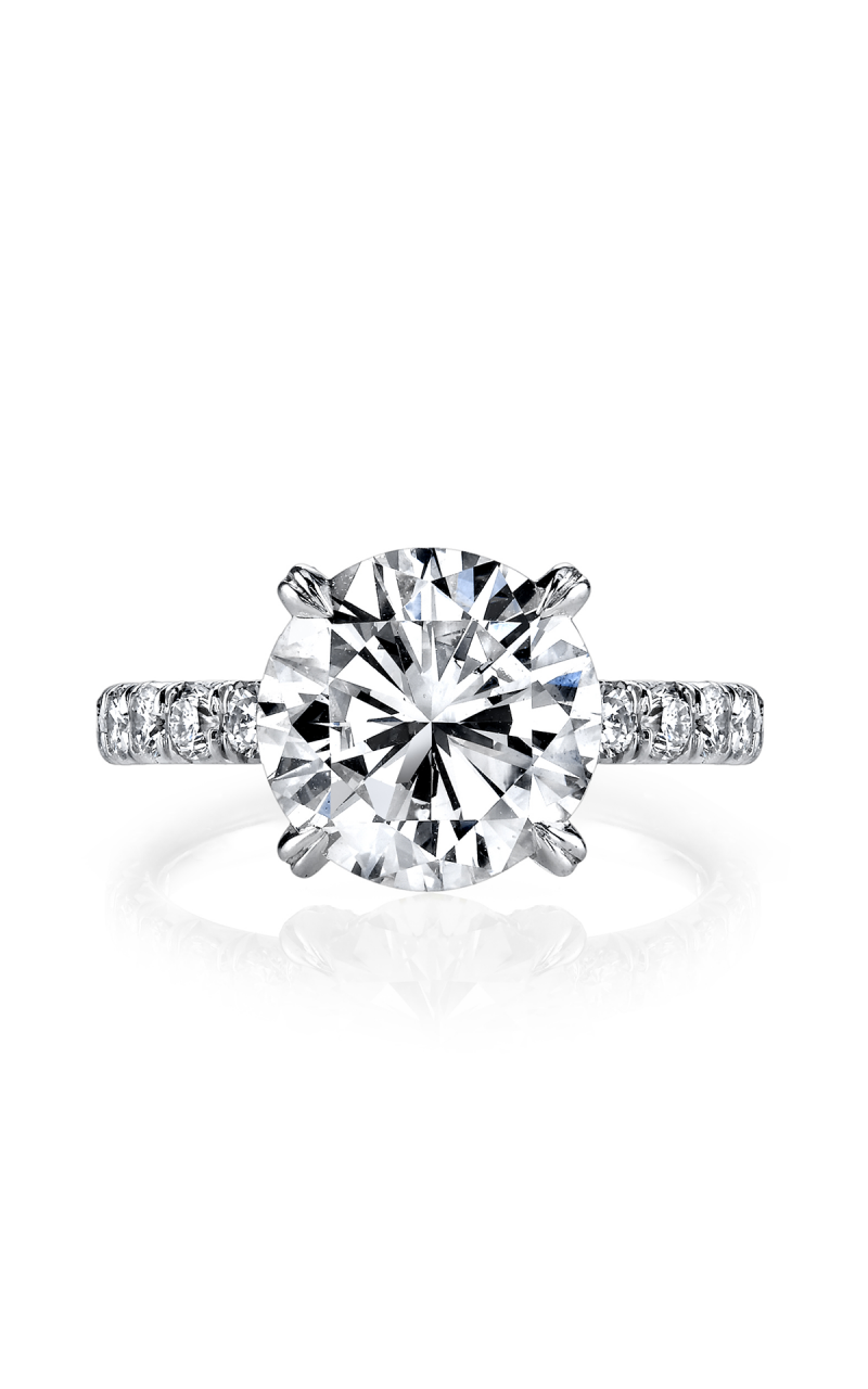 Milanj Diamonds Engagement rings JSM250 product image