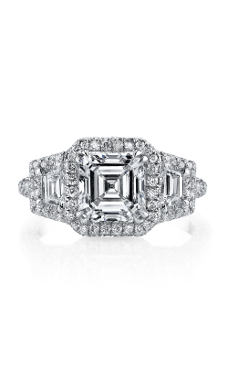 Milanj Diamonds Engagement rings JSM434 product image