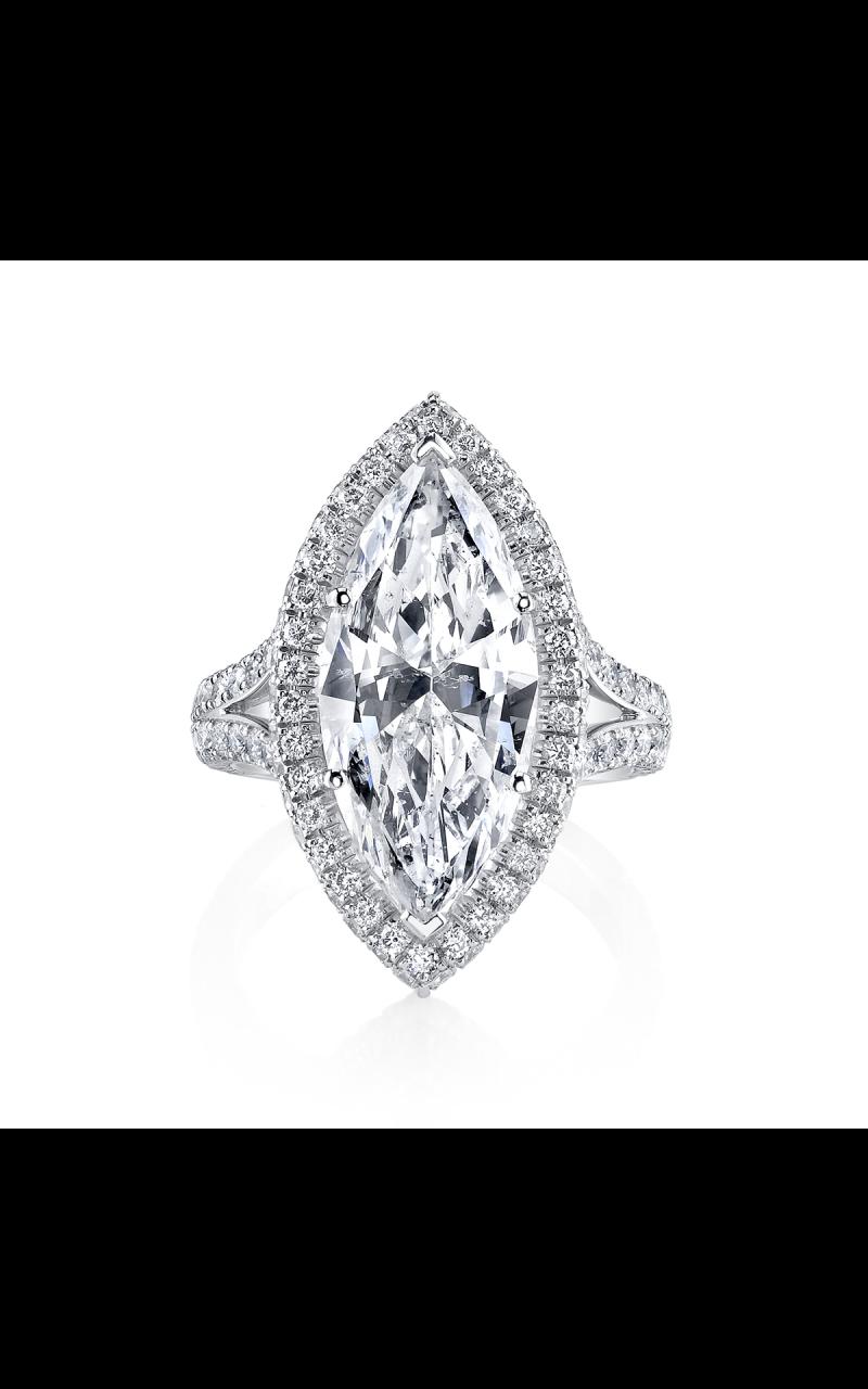 Milanj Diamonds Engagement rings JSM449 product image