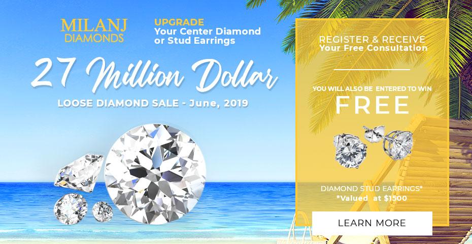 27 Million Dollar Loose Diamond