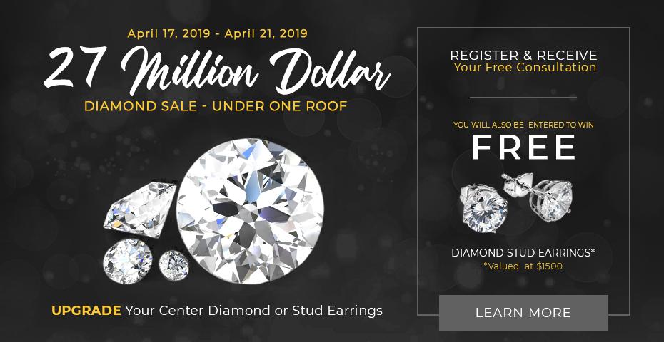 27 Million Dollar Diamond Sale | April 2019