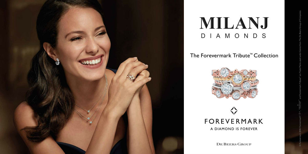 MILANJ Diamonds Recognizes Forevermark Tribute Collection Jewelry as Great Gift Ideas for the Holidays