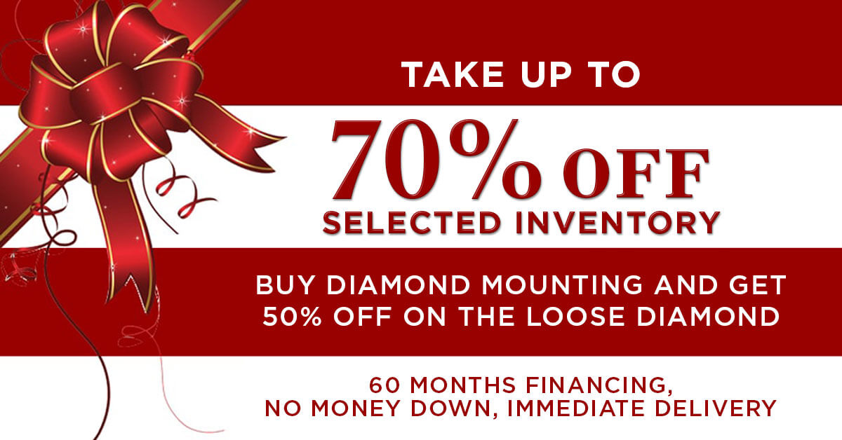 Take 70% Off Selected Inventory