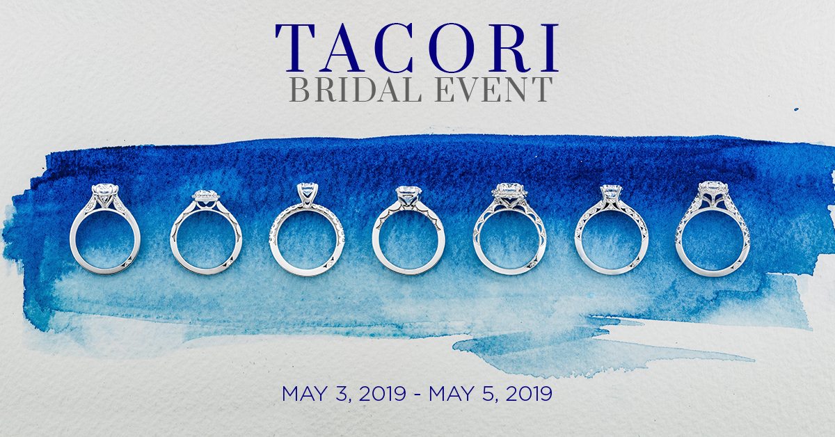MILANJ Diamonds Tacori Bridal Event